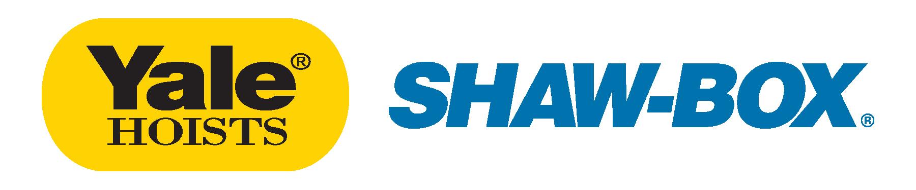 Yale Shaw-Box Hoists